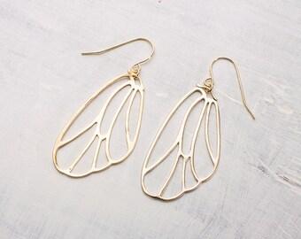 Earring Fairy Wings