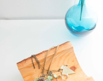 Wooden Catchtray/ Mail Holder