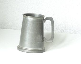 Triumph Motors Pewter Beer Mug, Triumph Motors Coventry, Triump Motors Collectible