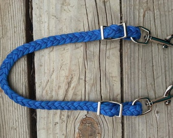 Royal Blue Wither Strap