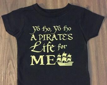 Pirate's Life Tee