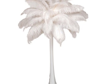 """10 - Ostrich Feathers Centerpieces w/23""""-25"""" Feathers and FREE SHIPPING"""