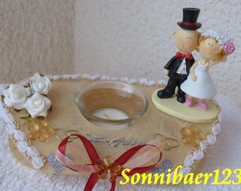 Tea light - weight light - wedding - gift