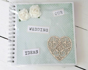 Wedding Ideas Scrapbook
