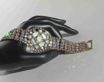 CORO PEGASUS Crystal Aurora Borealis Bracelet