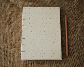 Sparkle A5 journal