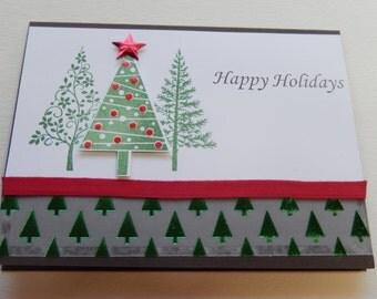 Festival of Trees Christmas Card