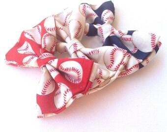 Baseball Double Bows