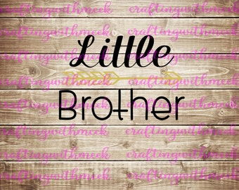Little Brother SVG