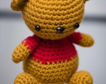 Crochet Pattern: Winnie-the-Pooh