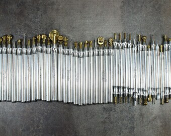 MercArt Clay Tool Assortment - 38pcs USED