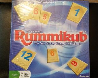 Rummikub Tile Game, Vintage
