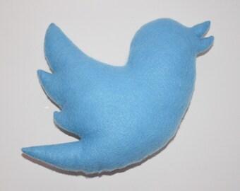Twitter Bird Plush/Pillow