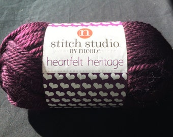 "Stitch Studio by Nicole - Heartfelt Heritage in ""Mauve"""