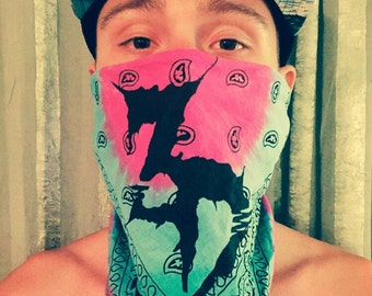 Custom colored zeds dead bandana