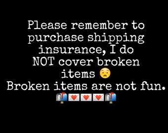 USPS Domestic Shipping Insurance