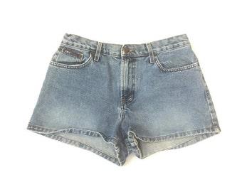 Vintage I.e.i Denim Shorts