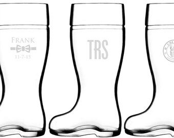 Personalized Engraved Das Boot, 1 Liter