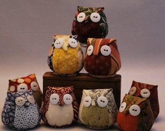Good Luck Owls