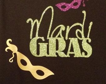 Mardi Gras Tank Top