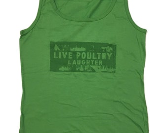 Live Poultry Laughter - Greenpoint