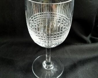 Baccarat 'Nancy' Water Goblet