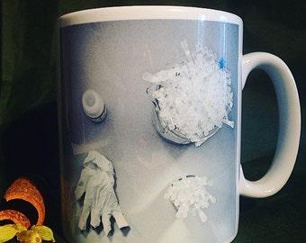 Science Art Mug- Lab Mug