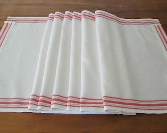 Linen and Cotton Table Runner