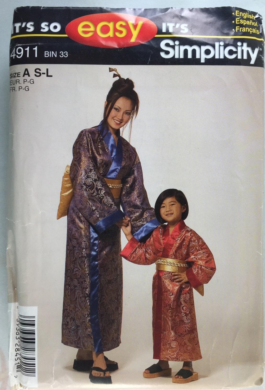 Adult Kimono 3