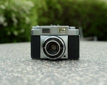 Zeiss Ikon Contina w/ Pantar 45mm f2.8 Lens - Working Condition
