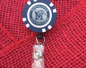 Memphis Tigers Badge Reel