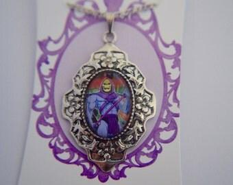 He-Man -  Skeletor Necklace