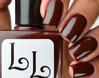 Luna by Lucky Lacquer, 5-Toxin Free Nail Polish