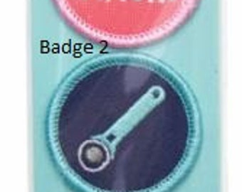 Moda Merit Badges #2