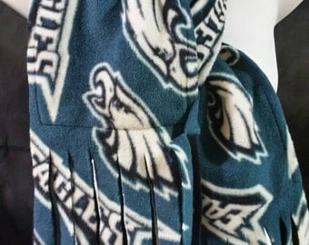 NFL Eagles fleece MAN scarf