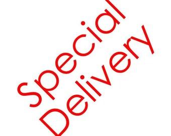 Special Delivery Upgrade
