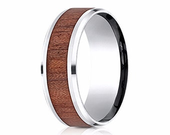Male wedding band Etsy