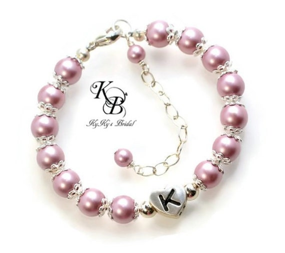 Items Similar To Baby Bracelet, Baby Gifts, Personalized