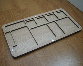 """Movement Tray for """"Star Trek"""" """"Star Wars"""" """"X-wing"""" and """"D&D""""  """"Attack wing"""" style games"""