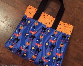 Hallowe'en Trick or Treat Bag