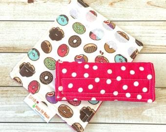 Donut Luggage Tag Etsy