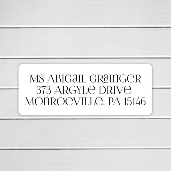 Round Wedding Invitation Label 1: Wedding Invitation Return Address Labels Wedding Stickers
