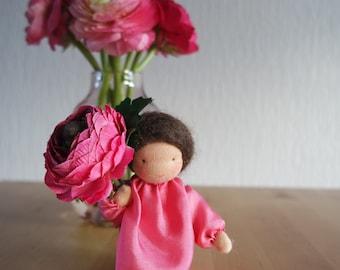 Globeflower - Flower Child for the Nature Table