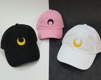 Sailor Moon Luna / Artemis / Black Lady Cap