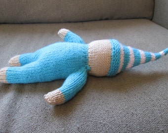 Knitted Waldorf Gnome Doll!!!