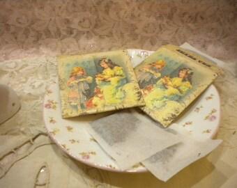 Victorian Tea Bag Envelope (6)