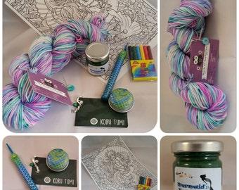 Custom Yarn Box