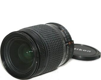 Nikon AF Nikkor 28-80mm f/3.5-5.6 D Auto Focus Zoom Lens for digital & 35mm cameras