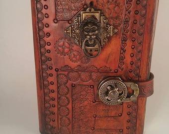 Lion Knocker Journal