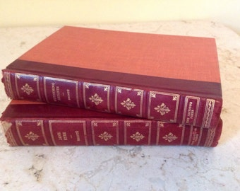 1946 Jane Eyre and Wuthering Heights by the Bronte Sisters